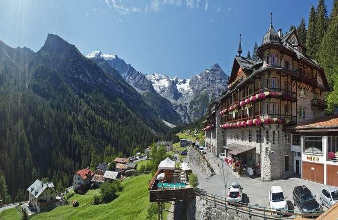 Hotel Madatsch Trafoi