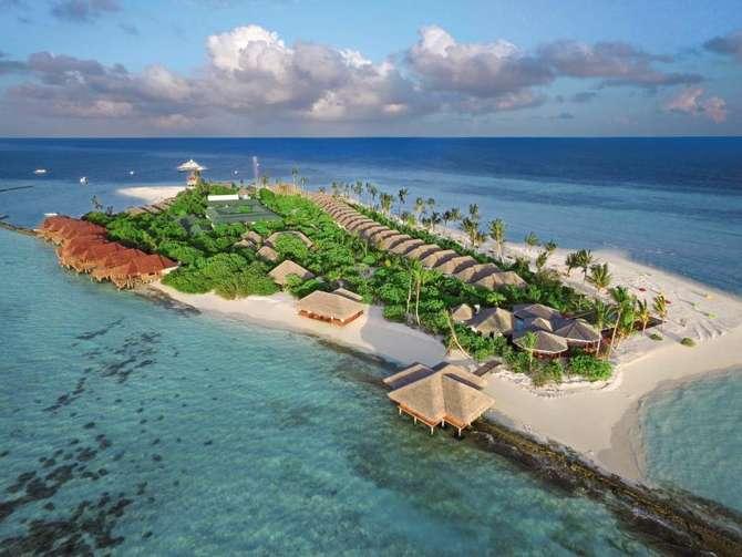Dhigufaru Island Resort, 6 dagen