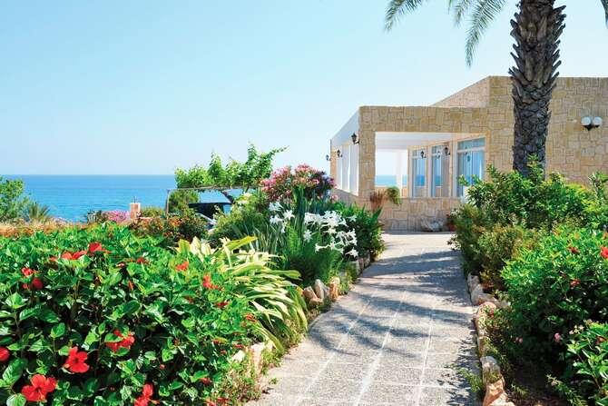 Aphrodite Beach Hotel Lachi