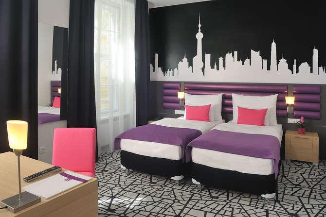 Hotel Fashion Cosmo Boedapest