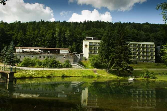 Hotel Schwarzbachtal Erlbach