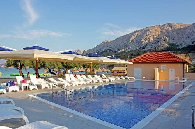 Hotel Tamaris Baška