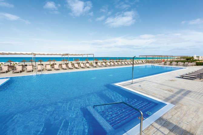 Hotel Riu Palace Boavista Praia de Salinas