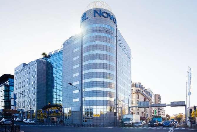 Hotel Novotel Paris 14 Porte d'Orleans Parijs