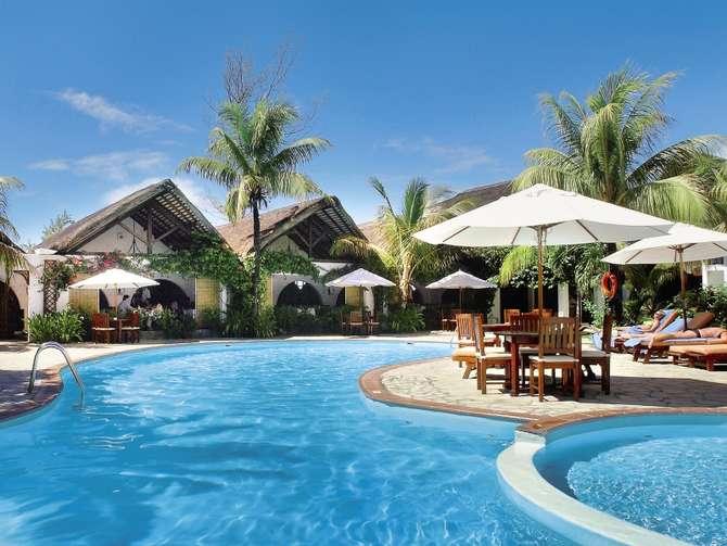 Veranda Palmar Beach Hotel Belle Mare