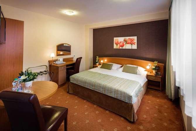 Best Western Hotel Galicya Krakau