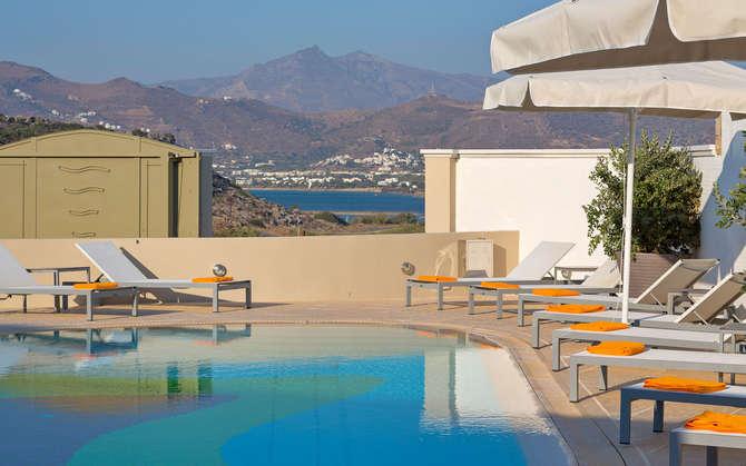 Kouros Art Hotel Naxos-Stad