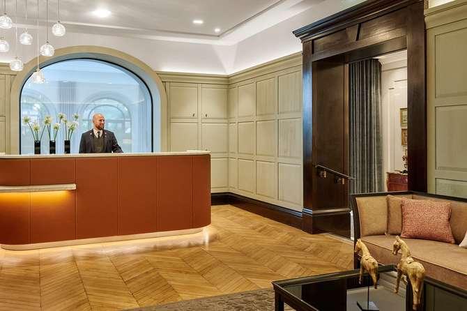 Lancaster Hotel Parijs