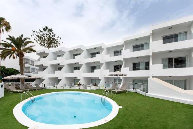 Appartementen Guatiza Playa del Inglés