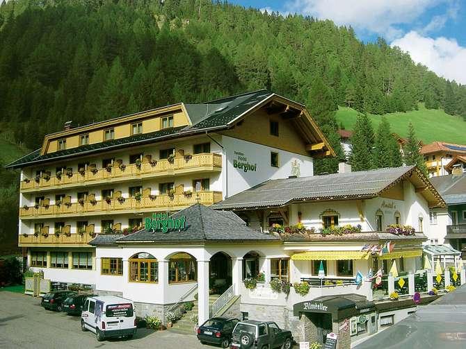 Familienhotel Berghof Innerkrems
