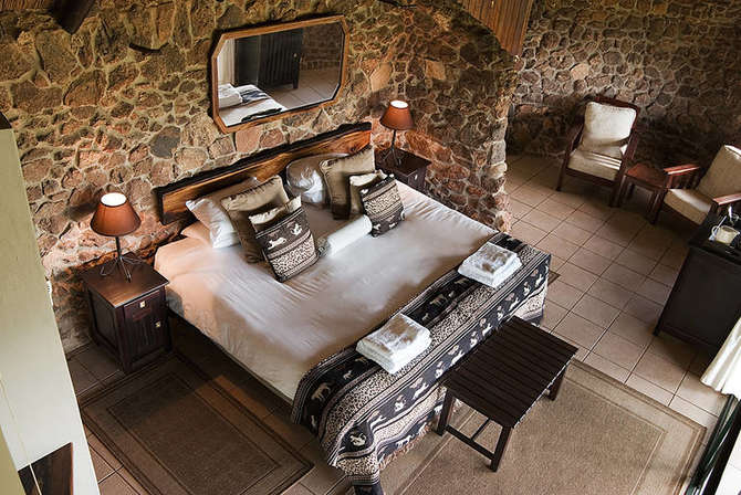 Leopard Mountain Game Lodge Hluhluwe