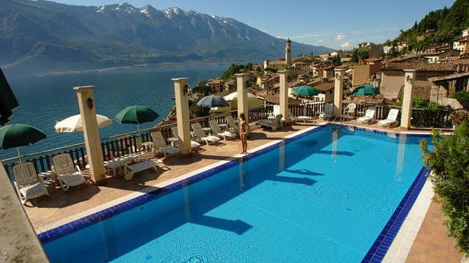 Hotel Castell Limone sul Garda