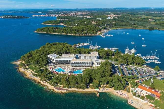 Hotel Parentium Plava Laguna Porec