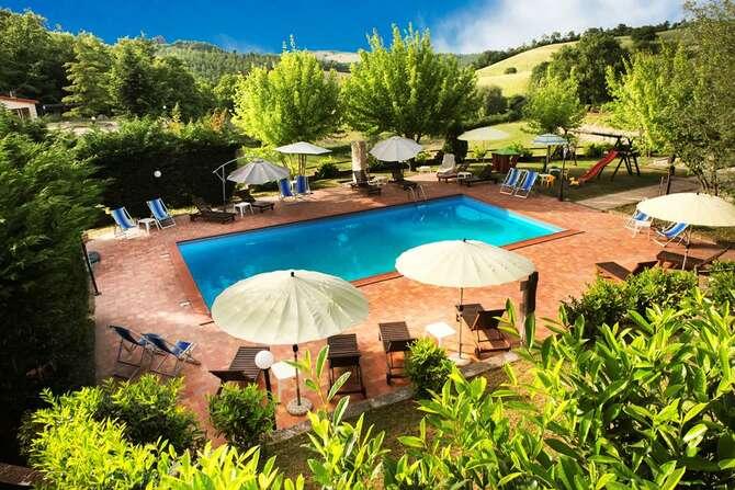 Resort Umbria Spa Fabro