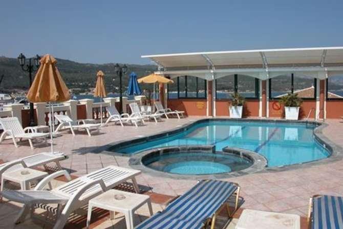 Samos Hotel Samos-Stad