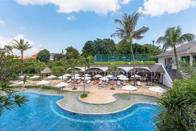 Blu Zea Resort by Double-Six Seminyak