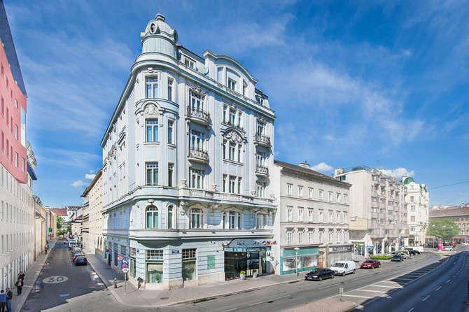 Hotel Johann Strauss Wenen