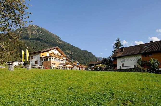 Gasthof Vermala Sankt Gallenkirch