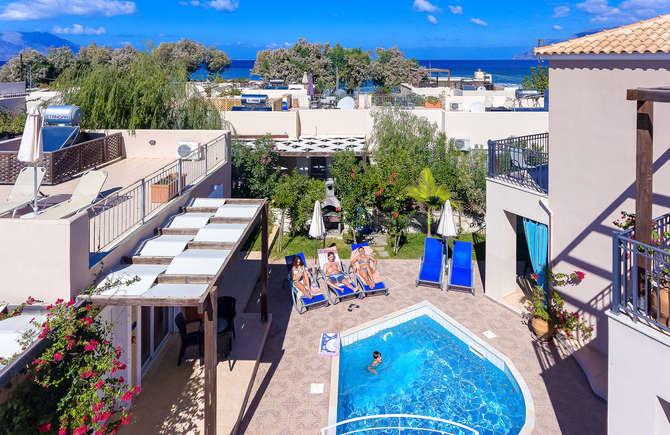 Azure Beach Villas Kíssamos