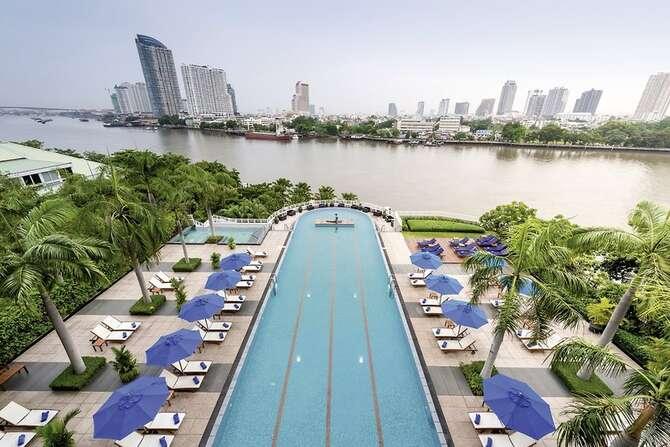 Chatrium Hotel Riverside Bangkok Bangkok