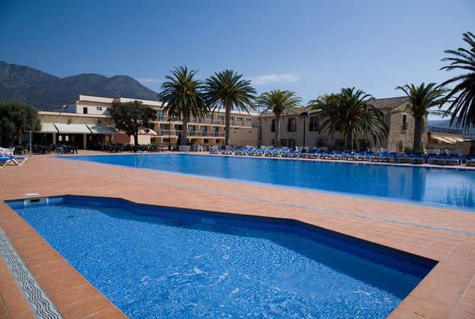 Hotel San Carlos Roses
