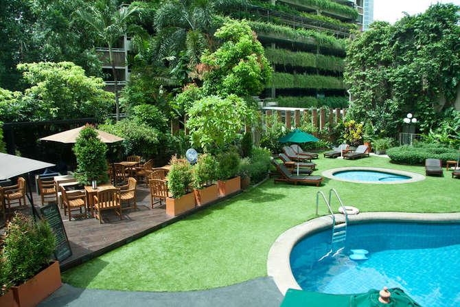 The Tawana Bangkok Bangkok