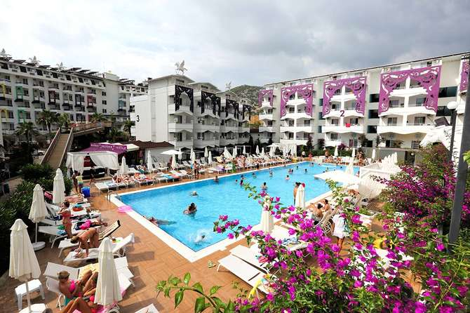 Club Hotel Anjeliq Alanya