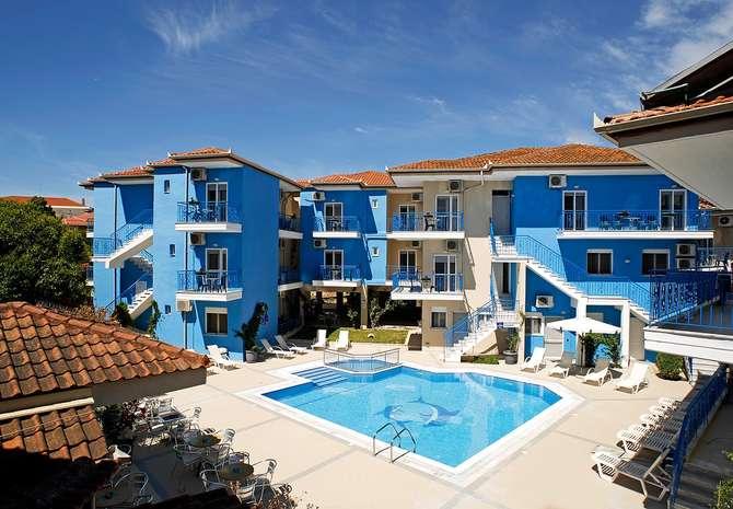 Stratos Hotel Afytos
