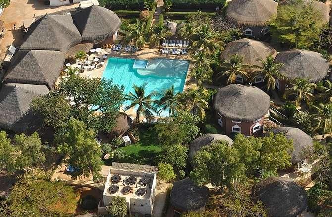 Hotel Neptune Saly