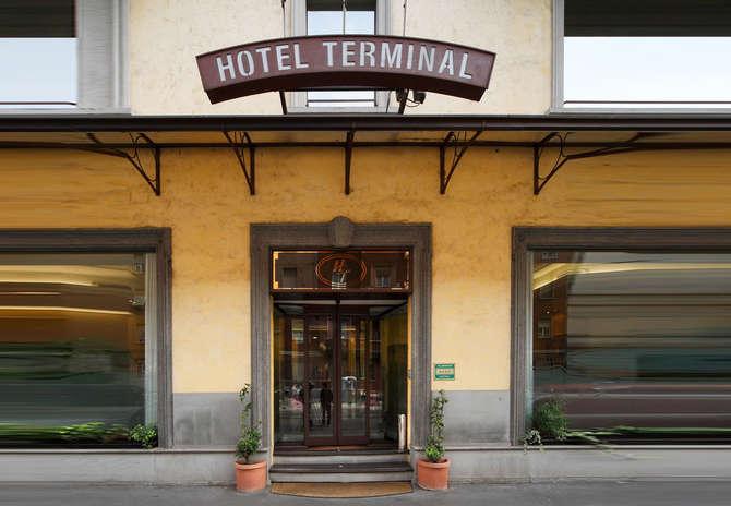 Hotel Terminal Milano Milaan