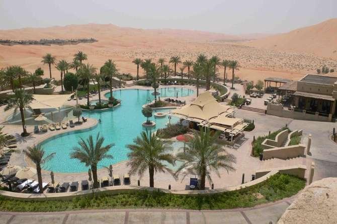 Anantara Qasr al Sarab Desert Resort Qasr Al Sarab