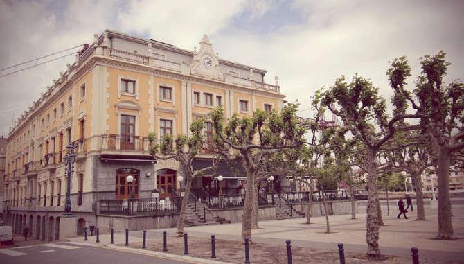 Gran Hotel Puente Colgante Portugalete