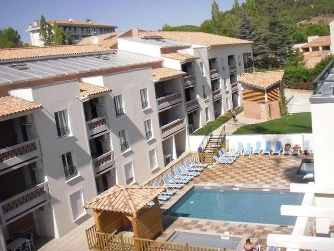 Residence Cote Provence Gréoux-les-Bains