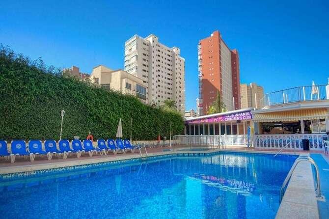 Hotel Servigroup Nereo Benidorm