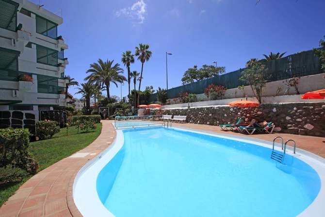 Appartementen Maba Playa Playa del Inglés