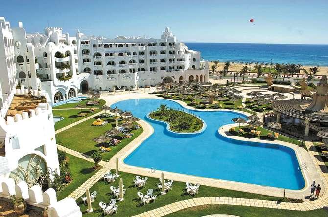 Hotel Lella Baya & Thalasso Hammamet