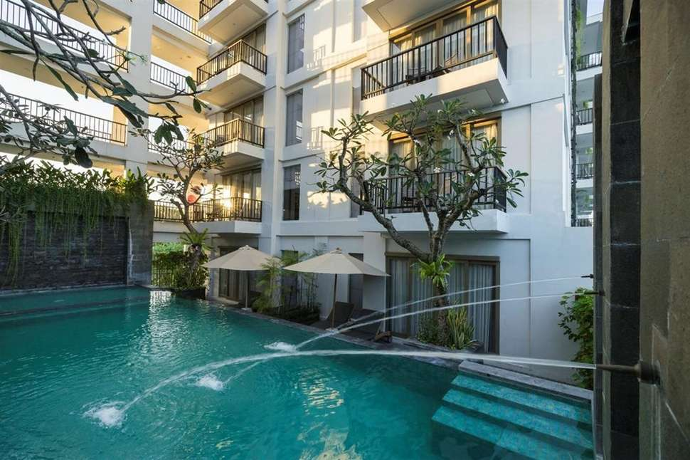 Goedkope vakantie Bali 🏝️The Aveda Boutique Hotel