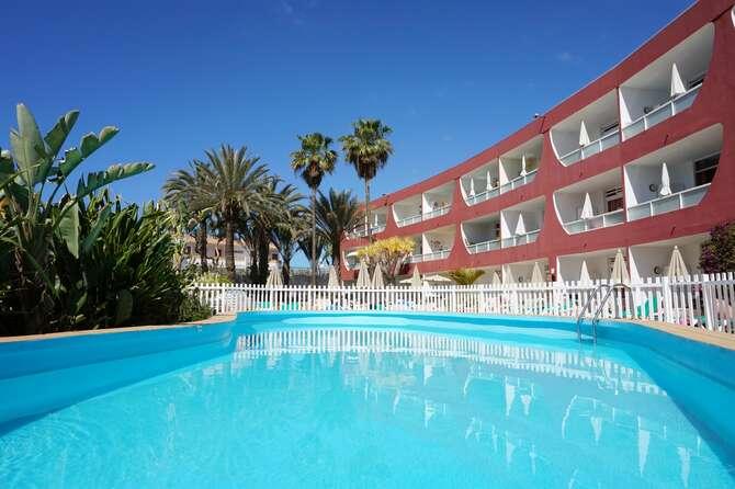 Appartementen Ecuador Playa del Inglés