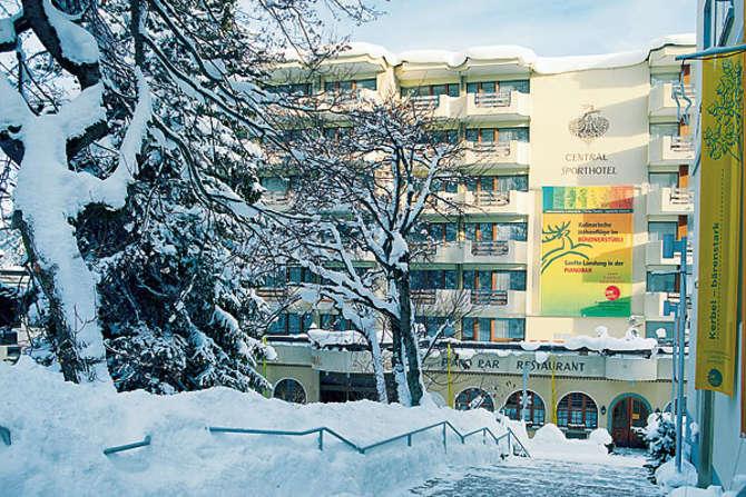 Central Sporthotel Davos Davos