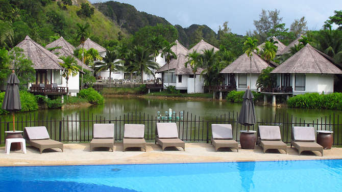 Hotel Peace Laguna Resort Ao Nang