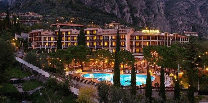 Hotel Caravel Limone sul Garda
