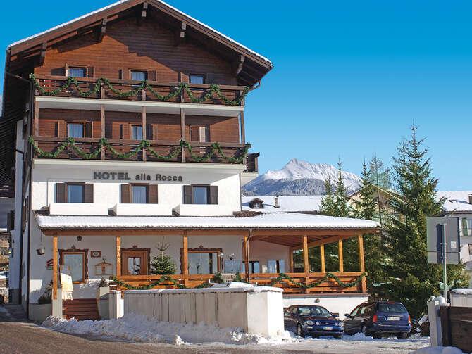 Hotel Alla Rocca Varena