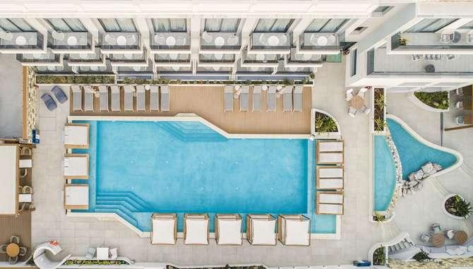 Samian Mare Hotel Suites & Spa Néon Karlovásion