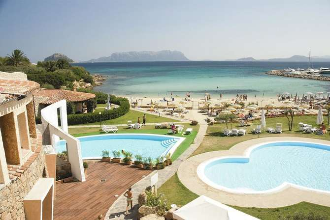 Baia Caddinas Resort & Spa Golfo Aranci