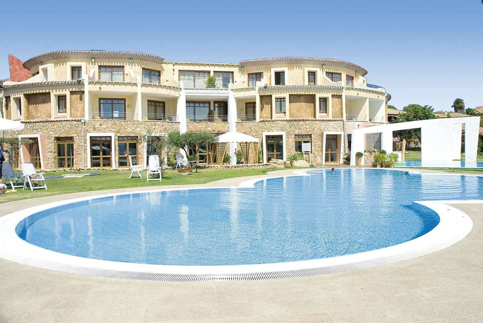 Baia Caddinas Resort