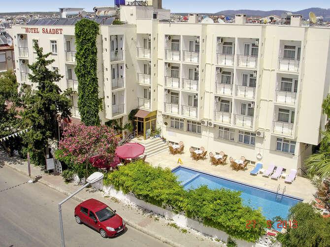 Saadet Hotel Didim
