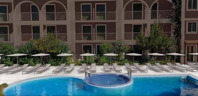 Strofades Beach Hotel Tsilivi