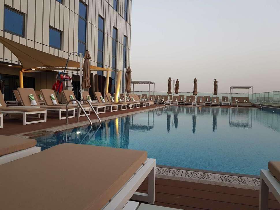 HI Dubai Festival City