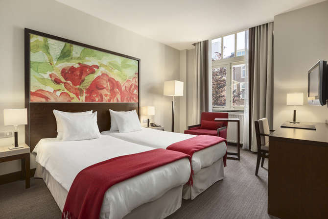 NH Hotel Amsterdam Schiller Amsterdam