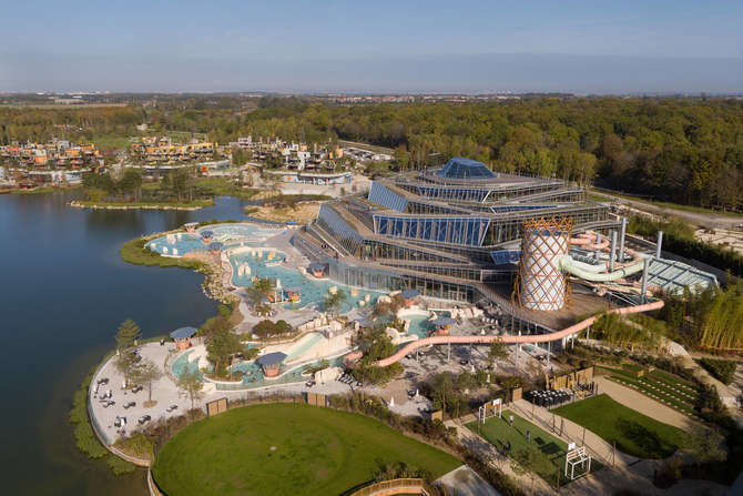 Center Parcs Villages Nature Paris Magny-le-Hongre